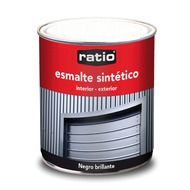 Esmalte sintetico brillante Ratio.